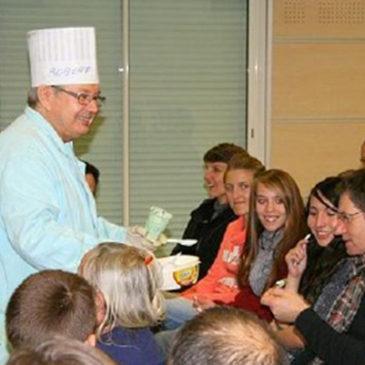 Conférence sur les méfaits de l'industrie alimentaire